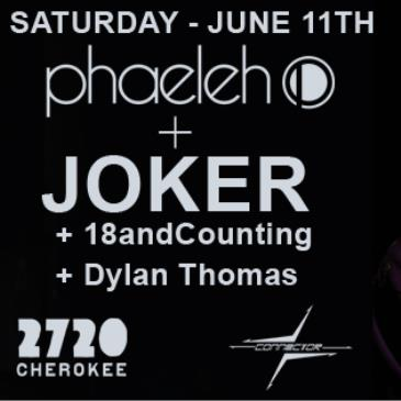 Phaeleh + Joker + 18andCounting + Dylan Thomas @ 2720-img