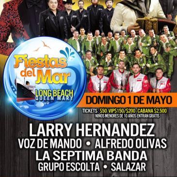 Fiestas Del Mar w/ Larry Hernandez, Alfredo Olivas, & More!-img