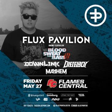 Flux Pavilion w/ Dieselboy, Downlink, Mayhem - YYC-img