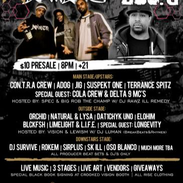 Artifacts & EDO.G LIVE-img