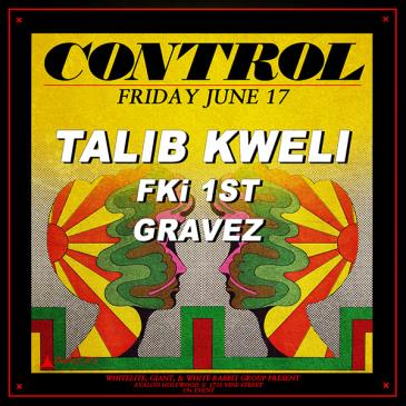 Talib Kweli, FKi 1st, Gravez: Main Image