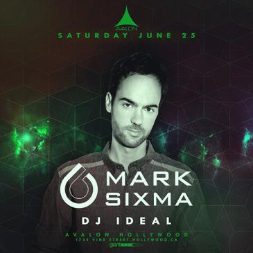 Mark Sixma, DJ Ideal-img