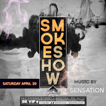 Boston VIP List Presents: Smoke Show Saturday-img