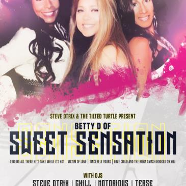 Sweet Sensation feat. Betty D-img