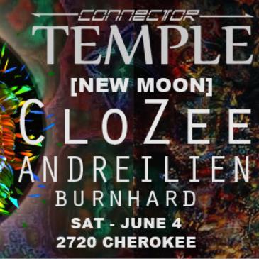 Temple - NEW MOON - f/ CloZee + Andreilein + Burnhard-img