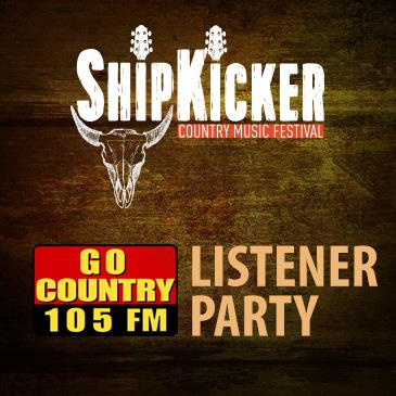 Go Country Listener Party: Main Image