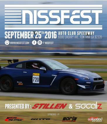 Nissfest 2016: Main Image