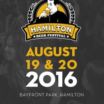 HAMILTON BEER FESTIVAL