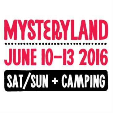 Nomad Sat & Sun Only + Camping-img