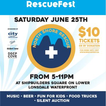 North Shore Rescue Fest