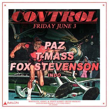 Paz, T-Mass, Fox Stevenson: Main Image