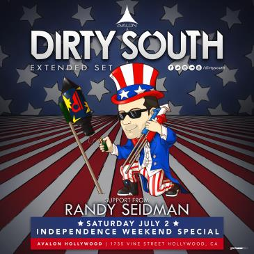 Dirty South, Randy Seidman: Main Image