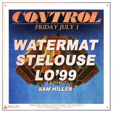 Watermat, SteLouse, LO'99, Sam Hiller: Main Image