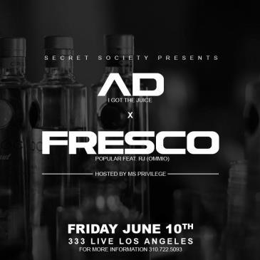 AD & Fresco Performing Live-img