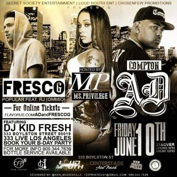 AD & Fresco Performing Live-img