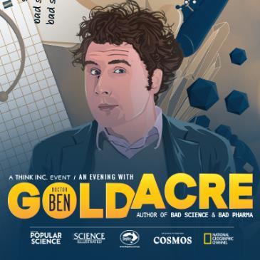 An Evening with Dr Ben Goldacre