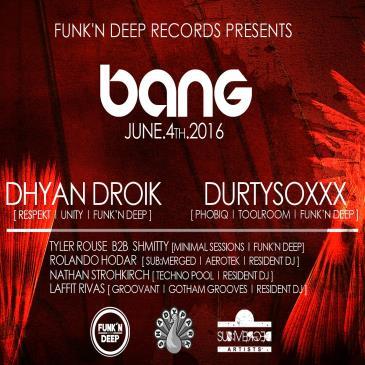Funk'n Deep Records Presents Bang!-img