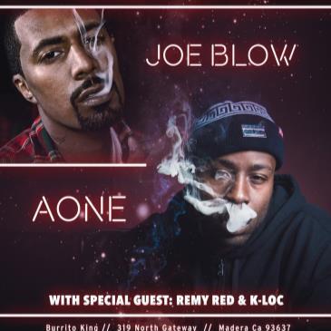 Summer Jam W/ JOE BLOW & AONE-img