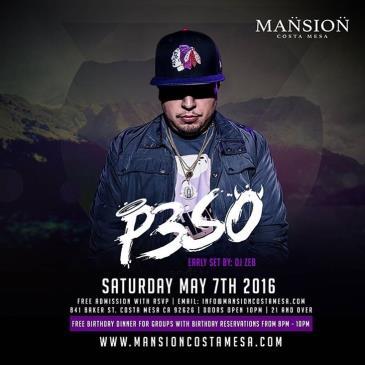 Cinco De Mayo Weekend W/ DJ PESO-img