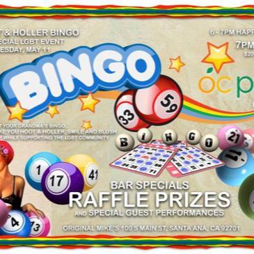 A Hoot & A Holler Bingo-img