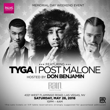 Tyga, Post Malone and Don Benjamin + Special Guests MDW-img