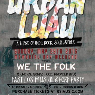 Urban Luau Feat. We The Folk-img