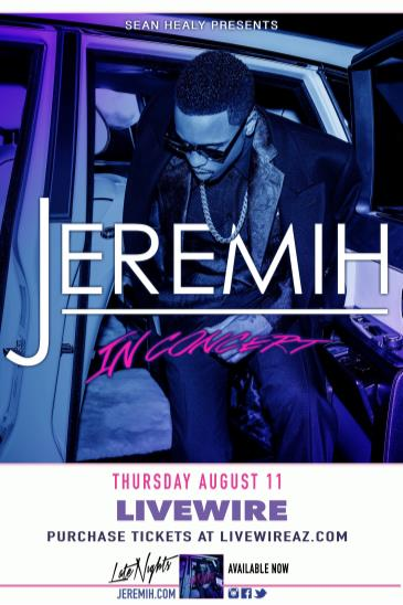 Canceled - Jeremih: Main Image