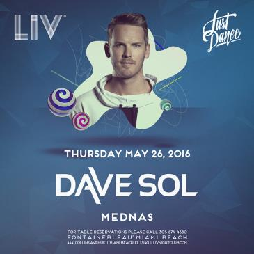 Just Dance presents: Dave Sol-img