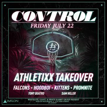 Athletixx Takeover: Falcons, Hoodboi, Kittens, Promnite: Main Image