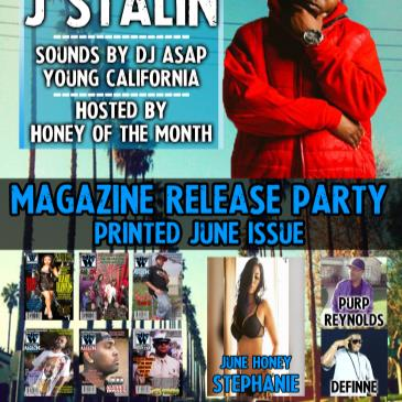 June Magazine Release Party-img