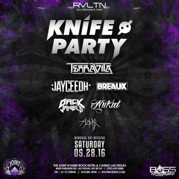 MDW w/ Knife Party, Terravita, Jayceeoh, Breaux - Las Vegas-img