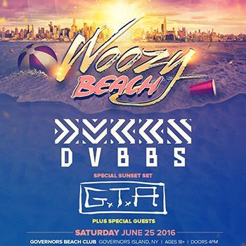 WOOZY Beach: Main Image