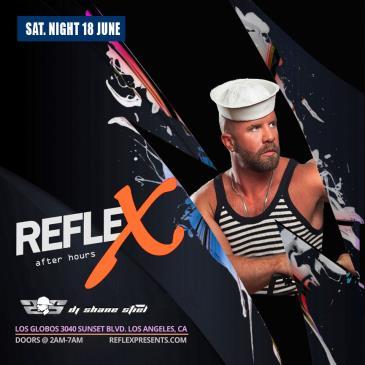 Raunchy REFLEX: DJ SHANE STIEJ-img