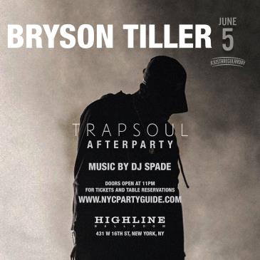 The Official Summer Kick Off with Bryson Tiller at hlb!-img