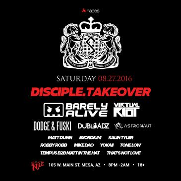 Disciple Records Takeover @ The World Famous Nile Theater-img