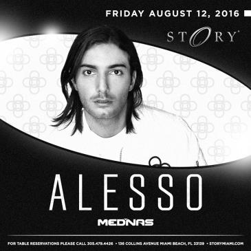 Alesso STORY-img