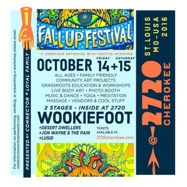 Fall Up Festival - SATURDAY ONLY-img