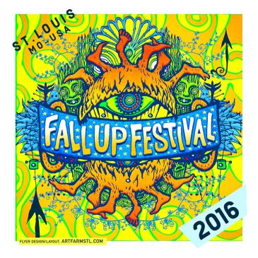 Fall Up Festival - 2DAY PASS-img