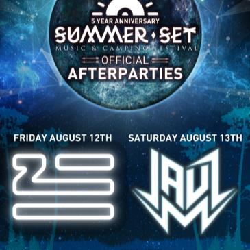 Summer Set Official After Parties