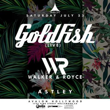 Goldfish, Walker & Royce: Main Image
