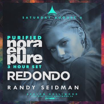 Nora En Pure, Redondo, Randy Seidman-img