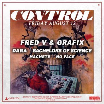Fred V & Grafix, Dara, Bachelors of Science, Machete, No Fac: Main Image