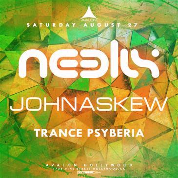 Neelix, John Askew, Trance Psyberia-img