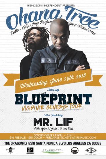 Ohana Tree Feat Blueprint & Mr. Lif: