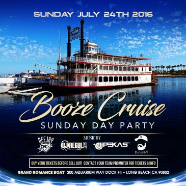 Booze Cruise Long Beach July