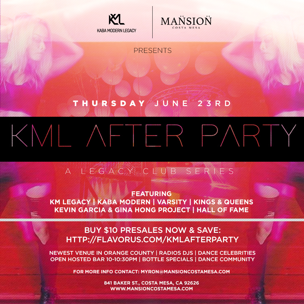 KML AFTER PARTY A Legacy Club Series Tickets - Us counties kml