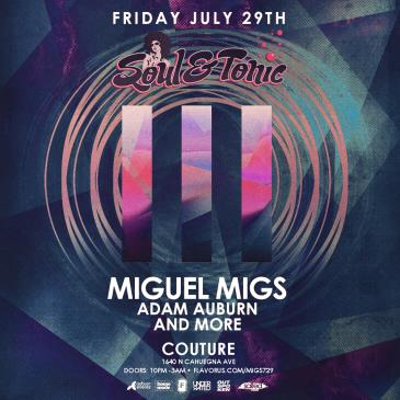 Miguel Migs at Soul & Tonic-img