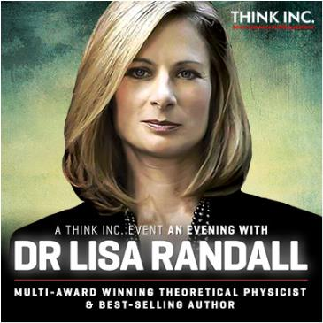 An Evening with Dr Lisa Randall