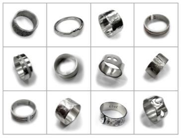 Jewellery: Ring Making: Main Image