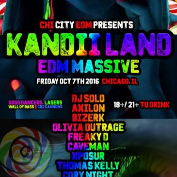 Kandii Land: EDM Massive-img